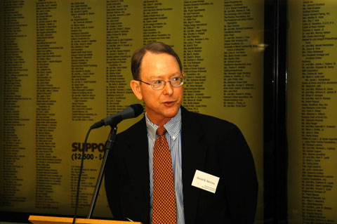 David McCrea, Luncheon Sponsor