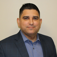 Jorge F. Morales, Human Resources Manager